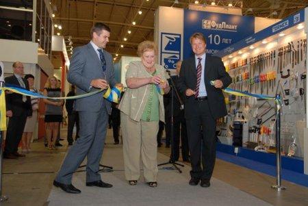 11 сентября состоялась Международная выставка INPRODMASH & UPAKOVKA' 2012