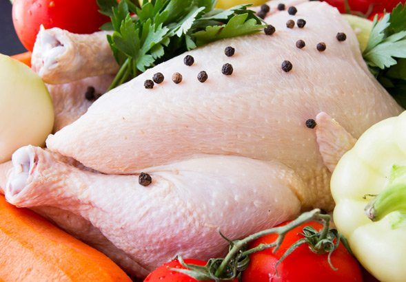 Россельхознадзор выявил опасные бактерии в британской курятине