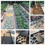 Как сделать садовую дорожку?